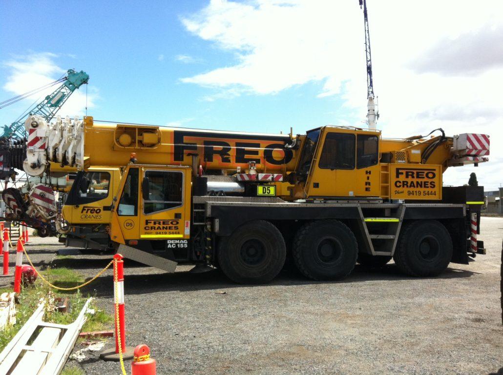 Freo Group Crane